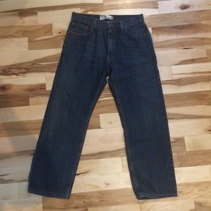 Men's Levi's Relaxed Straight Fit Jeans